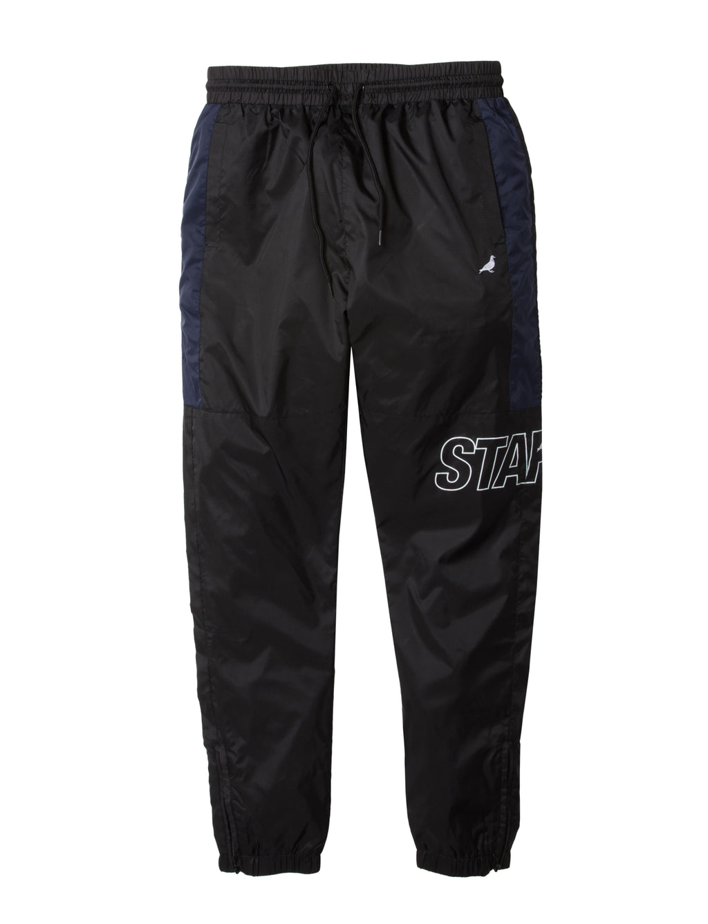 Two Tone Nylon Pant - Pants | Staple Pigeon