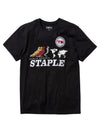 Fly First Tee - Tee | Staple Pigeon