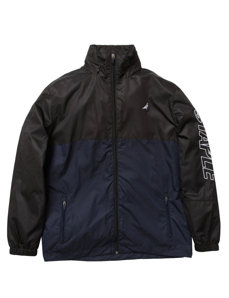Two Tone Nylon Jacket
