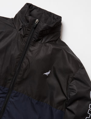 Two Tone Nylon Jacket - Jacket | Staple Pigeon