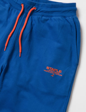 Embroidered Logo Sweatshort - Shorts | Staple Pigeon