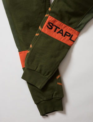 Camo Jaquard Sweatpant - Pants | Staple Pigeon