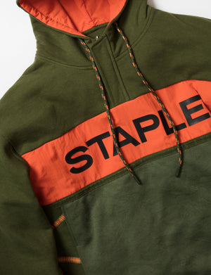 Camo Jaquard Hoodie - Pullover | Staple Pigeon