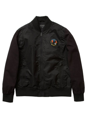 Field Tech Baseball Jacket - Jacket | Staple Pigeon