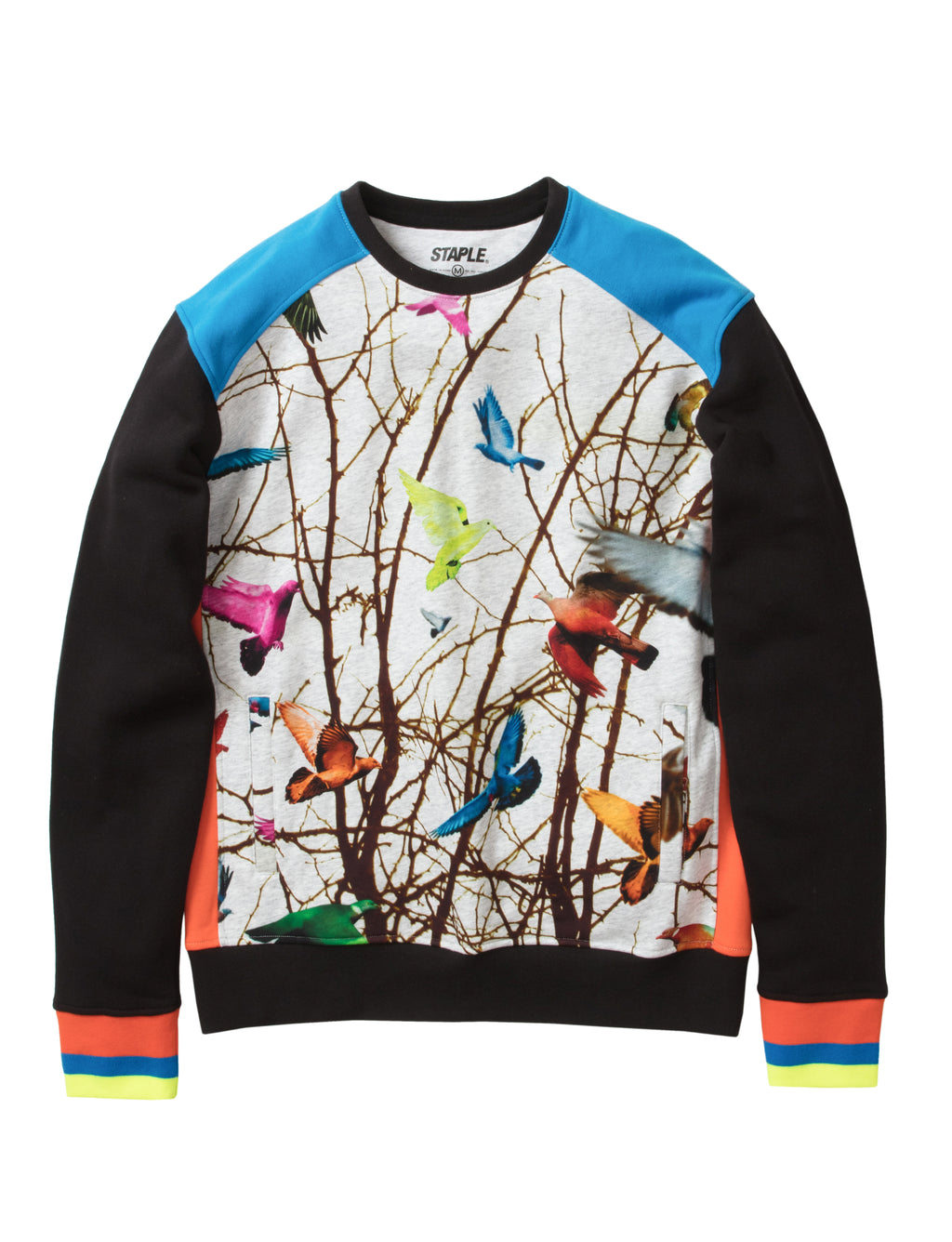 Foliage Crewneck - Tee | Staple Pigeon