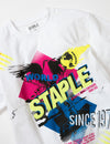 Neo Sport Graphic S/S Tee - Tee | Staple Pigeon
