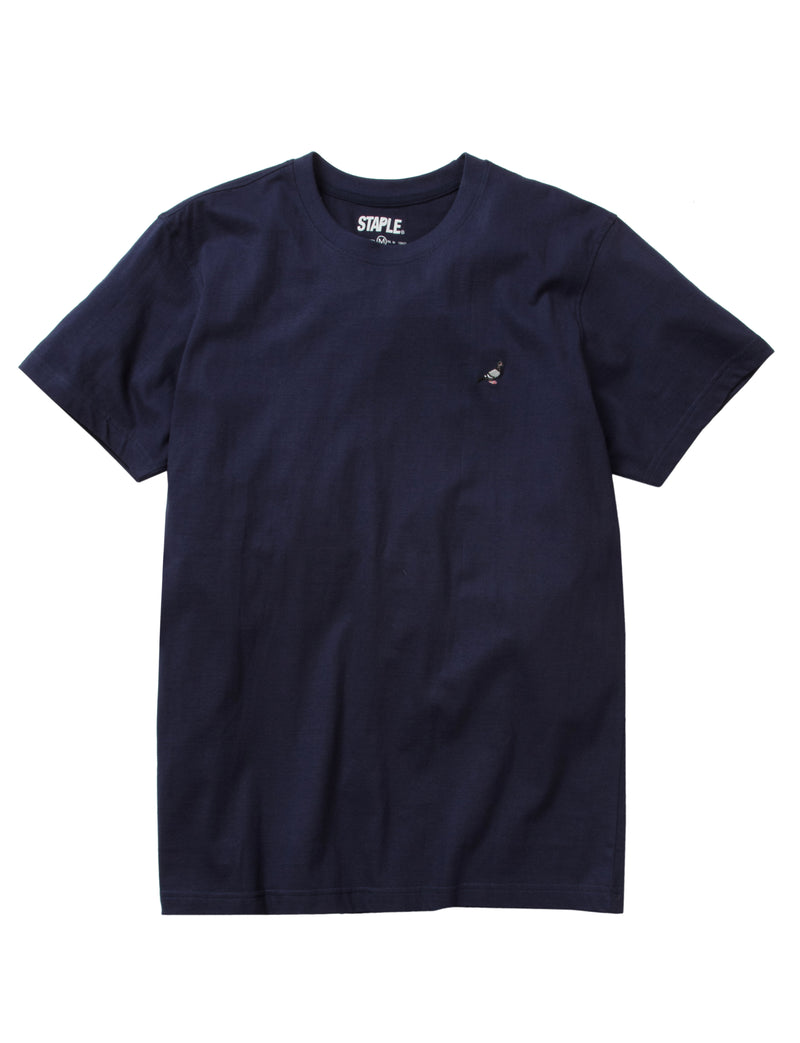 Pigeon Embroidered Tee - Tee | Staple Pigeon