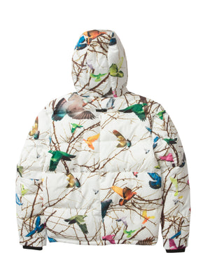 Foliage Puffer Jacket - Jacket | Staple Pigeon
