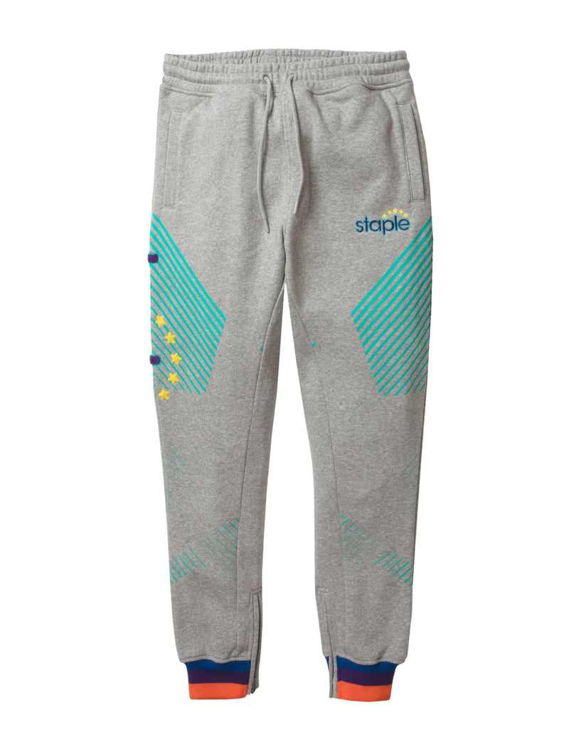 Takeover Logo Sweatpants - Pants | Staple Pigeon