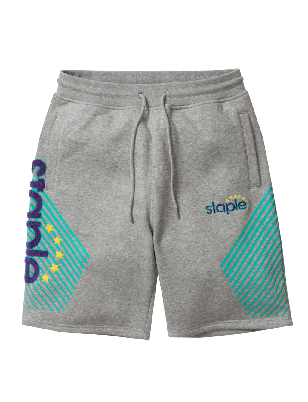 Takeover Logo Sweatshort - Shorts | Staple Pigeon