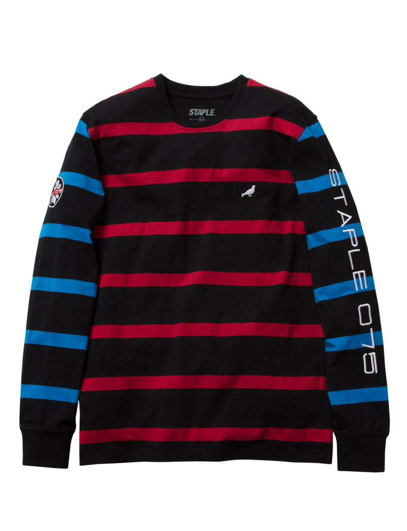 Ski Stripe L/S Knit