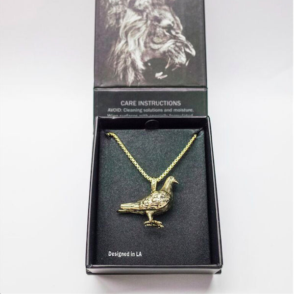 King Ice x Staple Pigeon Solid Pendant - Accessories - Staple Pigeon