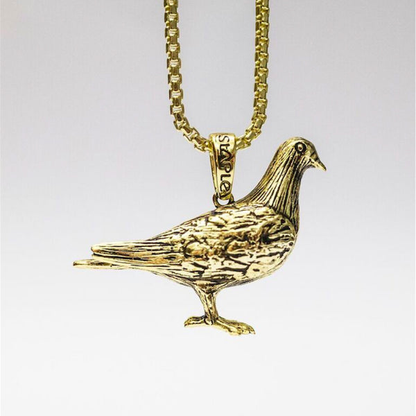 King Ice x Staple Pigeon Solid Pendant - Accessories | Staple Pigeon