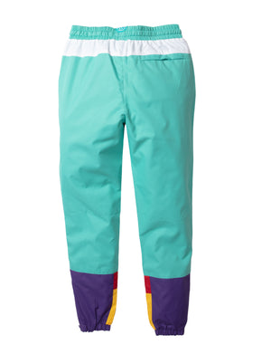 World Block Nylon Pant - Pants | Staple Pigeon