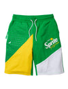 Sprite Block Sweatshorts - Shorts | Staple Pigeon