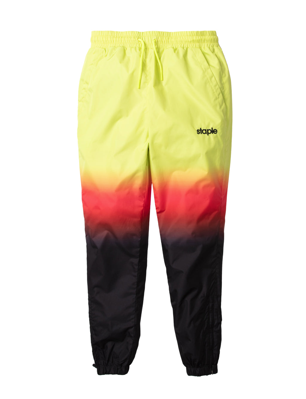 Race Fade Nylon Pants - Pants | Staple Pigeon