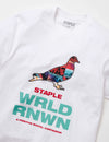 World Collage Pigeon Tee - Tee | Staple Pigeon