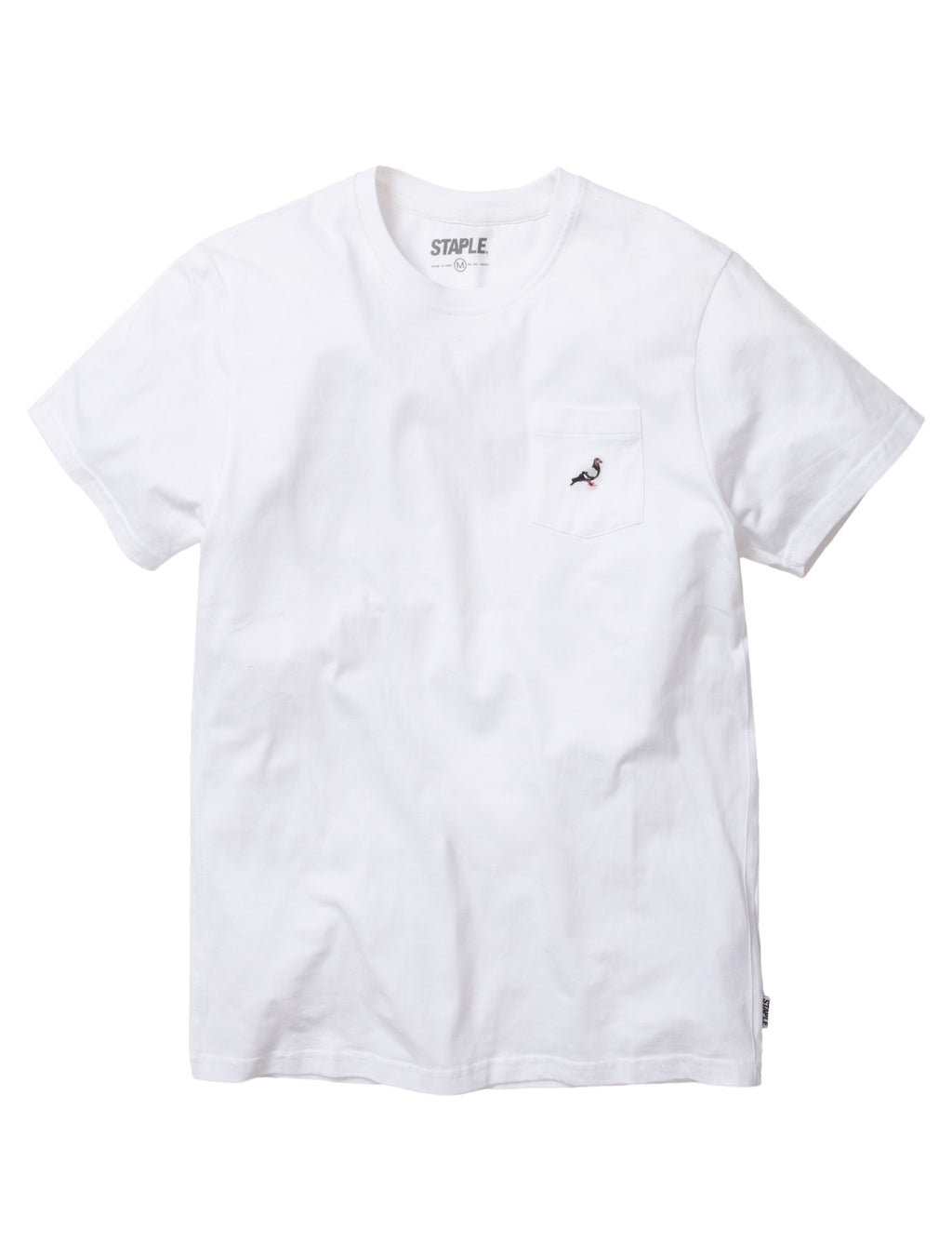 Mini Logo Pocket Tee - Tee | Staple Pigeon