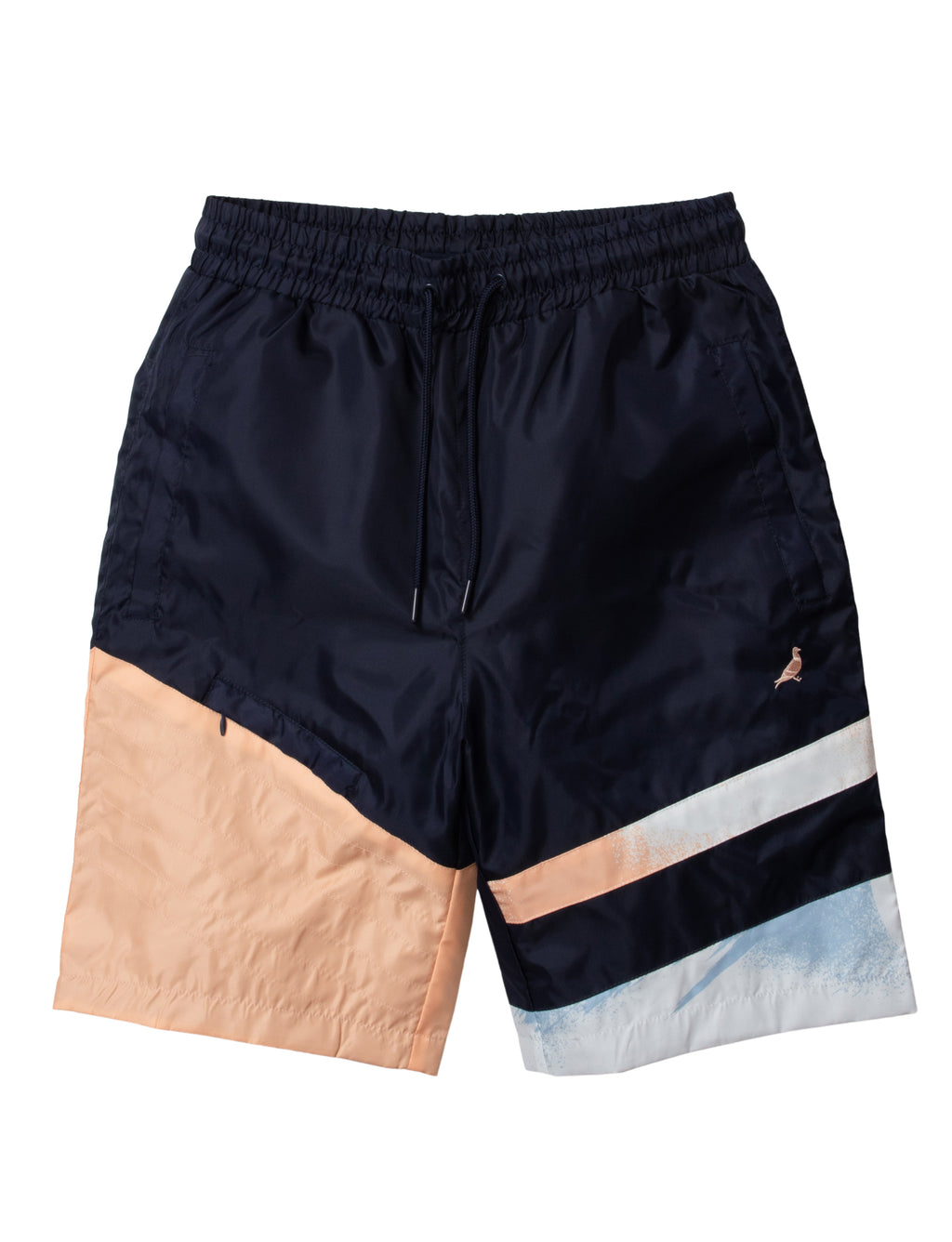 Acrylic Nylon Shorts - Shorts | Staple Pigeon