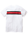 Tape Logo Tee - Tee | Staple Pigeon