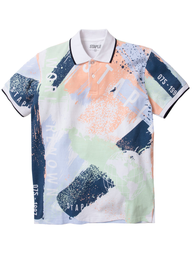 World Paint Polo - Polo | Staple Pigeon
