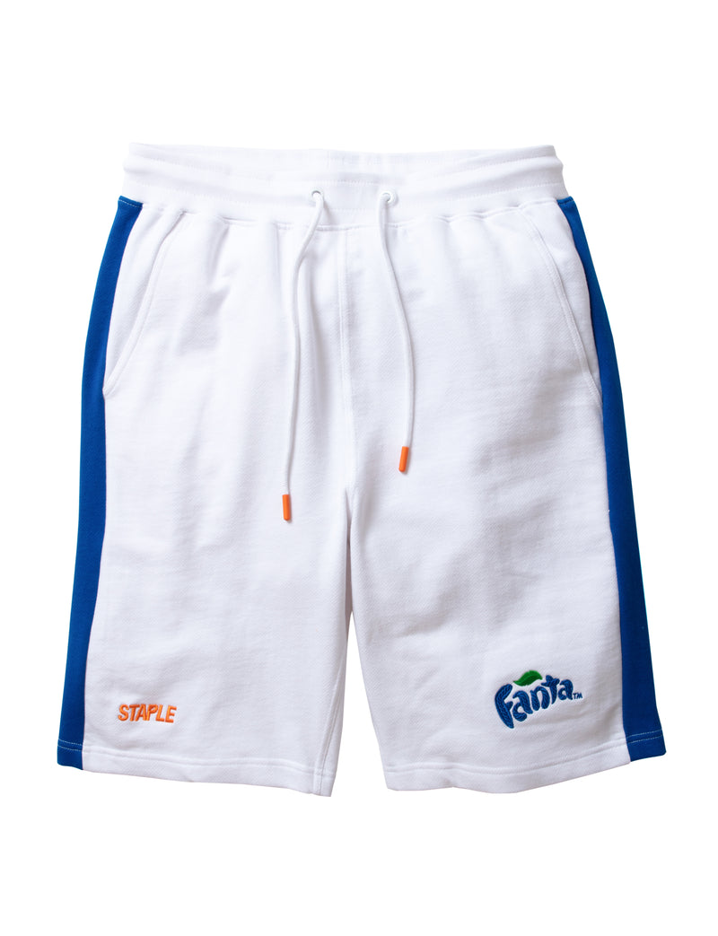 Staple x Fanta™ Logo Shorts - Shorts | Staple Pigeon