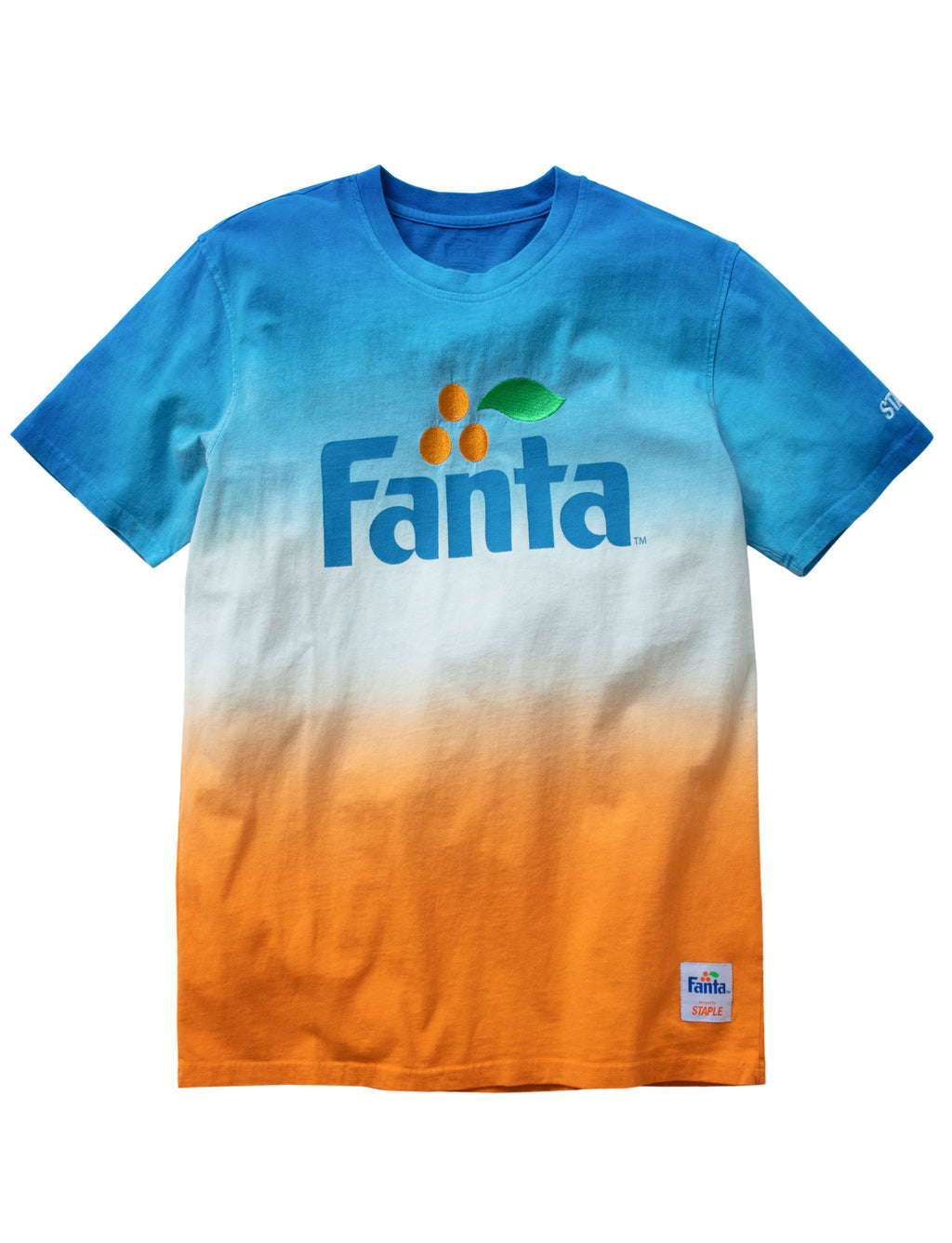 Staple x Fanta™ Fade Tee - Tee | Staple Pigeon