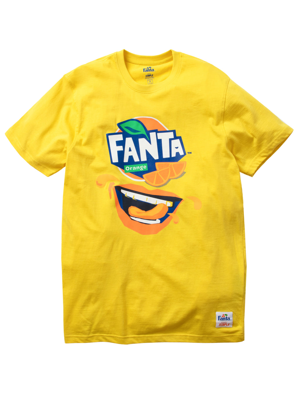 Staple x Fanta™ Smile Tee - Tee | Staple Pigeon