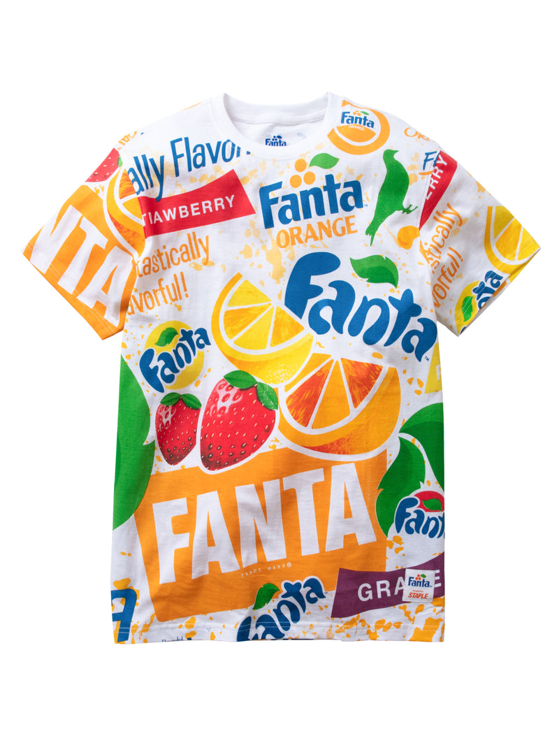 Staple x Fanta™ Allover Tee - Tee | Staple Pigeon
