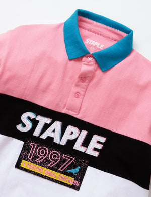 Posterized Polo - Top | Staple Pigeon