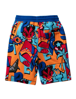 World Play Icons Shorts - Shorts | Staple Pigeon