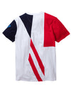 Americana Pieced Tee - Tee | Staple Pigeon