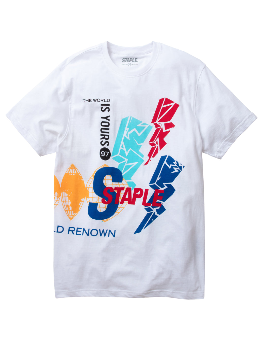 Bolts Tee - Tee | Staple Pigeon