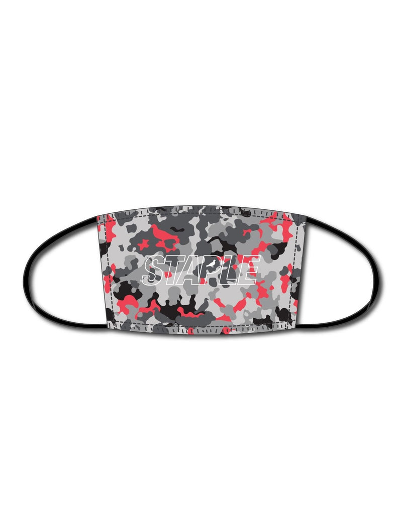 STAPLE Corp Camo Facemask - Mask | Staple Pigeon