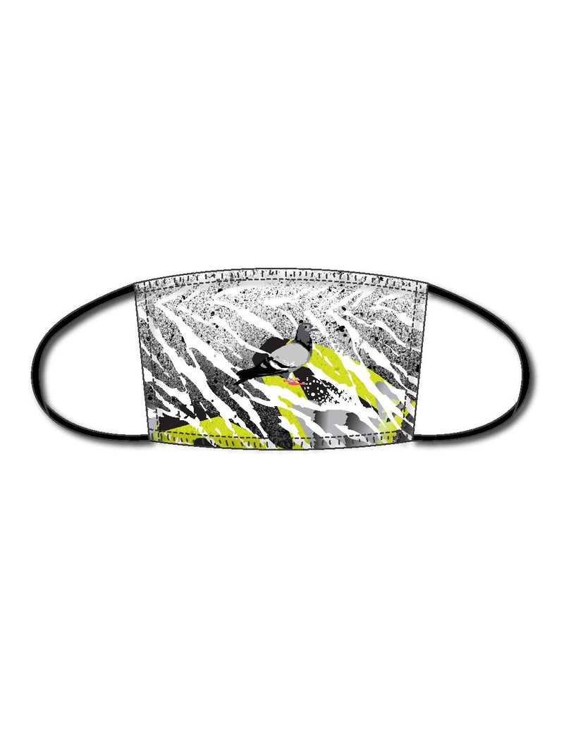 Volt Pigeon Facemask - Mask | Staple Pigeon