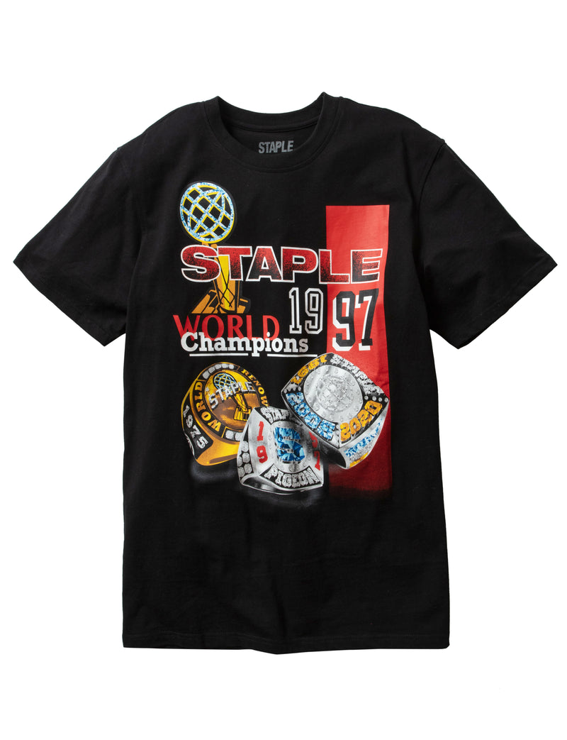 Champion Rings Graphic Tee - Tee | Staple Pigeon