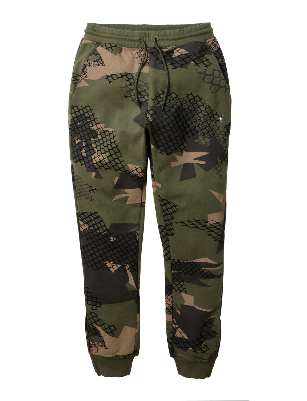 Wire Camo Sweatpant - Pants | Staple Pigeon