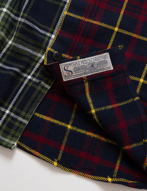 Mixed Flannel - Top | Staple Pigeon