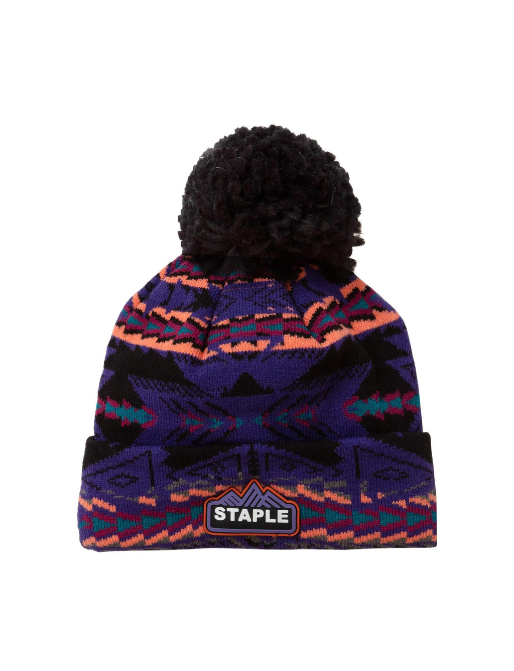 Outdoor Aztec Beanie - Hat | Staple Pigeon