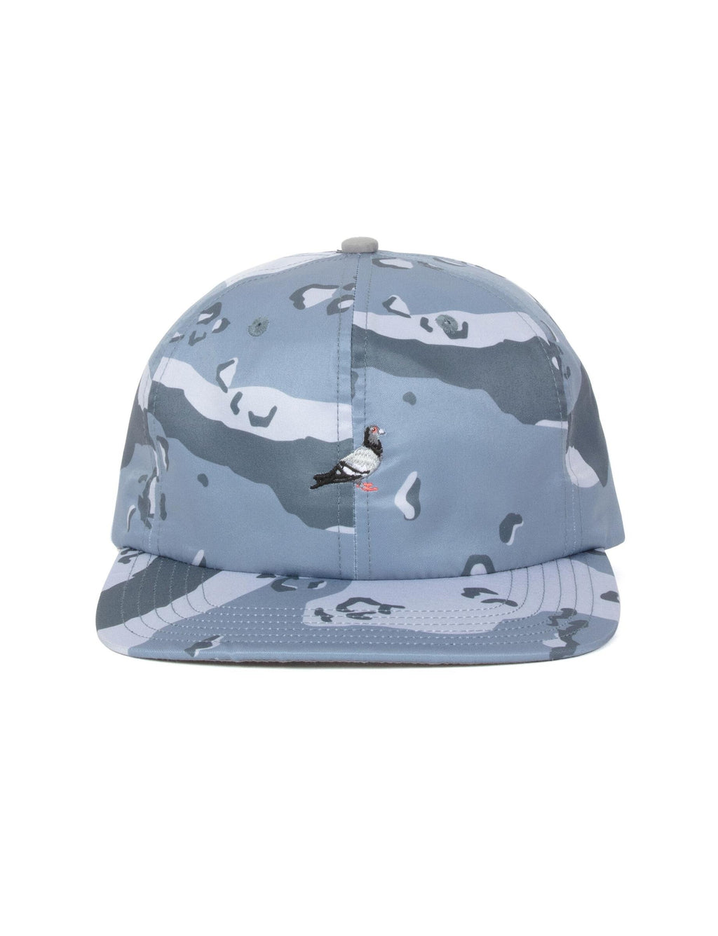 Camo Baseball Cap - Hat | Staple Pigeon
