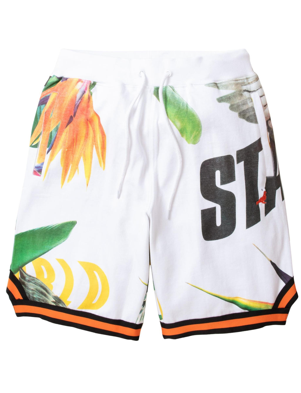Paradise Print Sweatshort - Shorts | Staple Pigeon