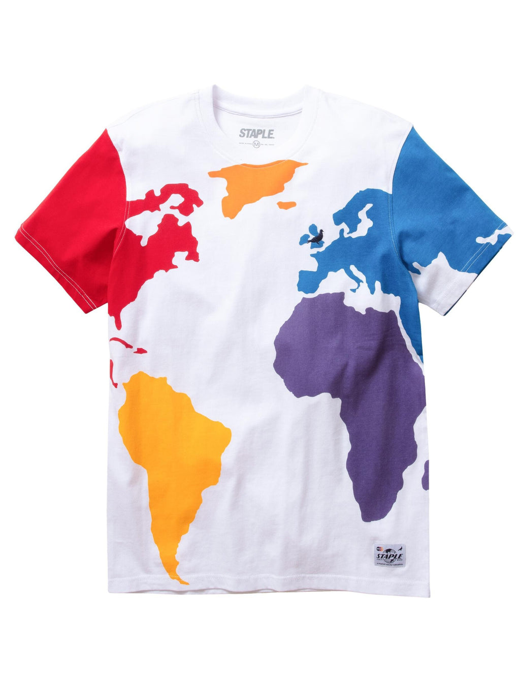 World Sport Tee - Tee | Staple Pigeon