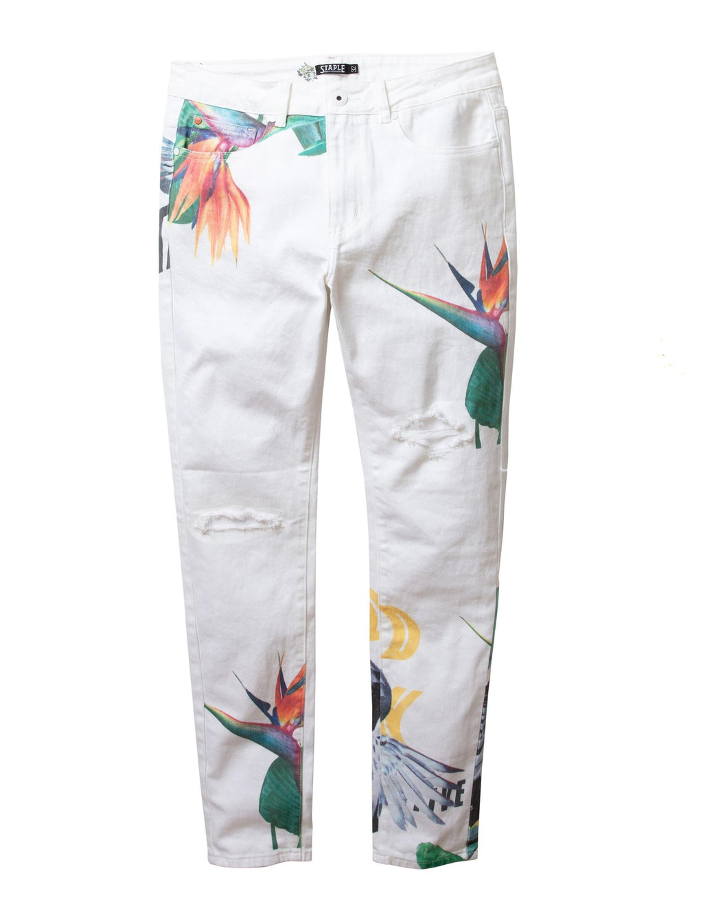 Paradise Denim Pant - Jeans | Staple Pigeon