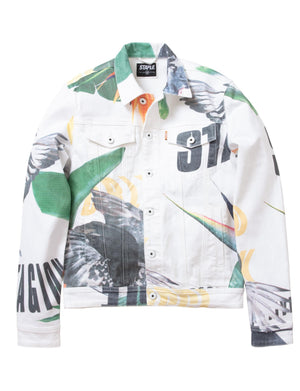 Paraadise Denim Jacket - Jacket | Staple Pigeon