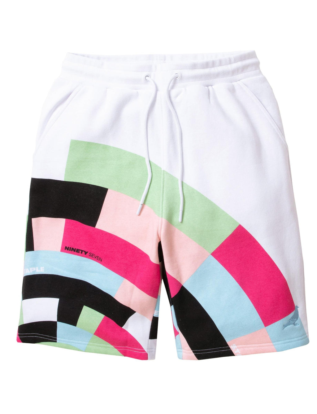 Chromatic Sweatshort - Shorts | Staple Pigeon