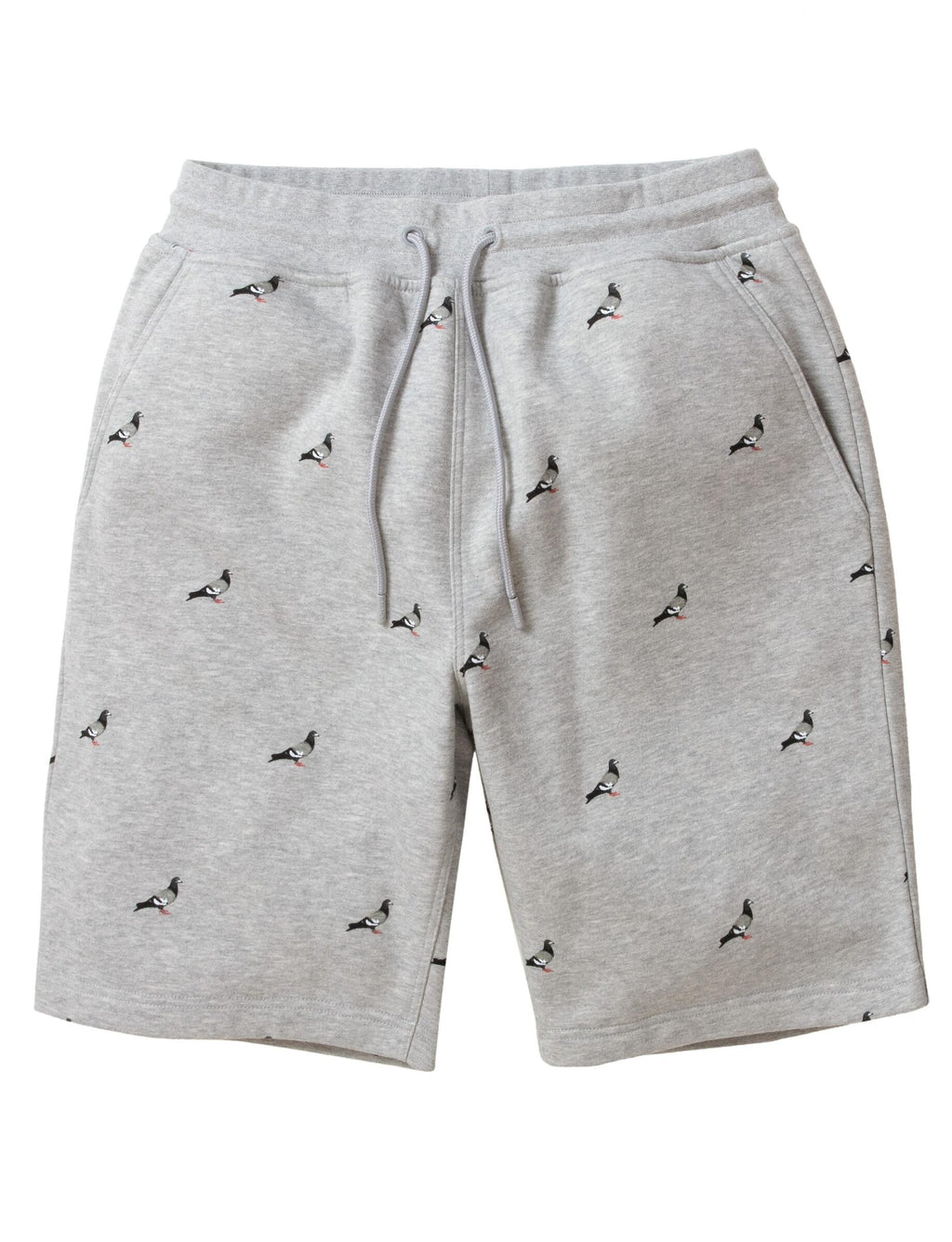 All Over Pigeon Sweatshorts - Shorts | Staple Pigeon