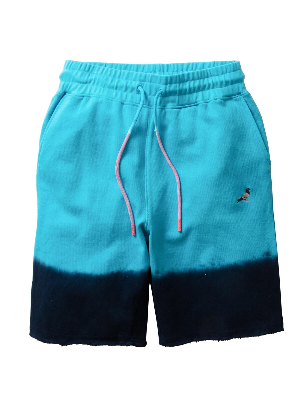 Dyed Panel Sweatshort - Shorts | Staple Pigeon