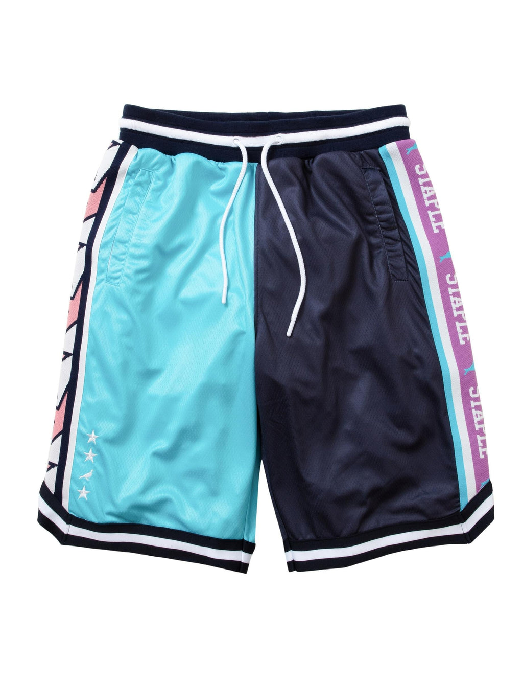 Collegiate Mesh Basketball Short - Shorts | Staple Pigeon