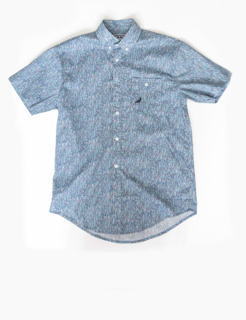 Staple x Liberty Woven Shirt - Woven | Staple Pigeon