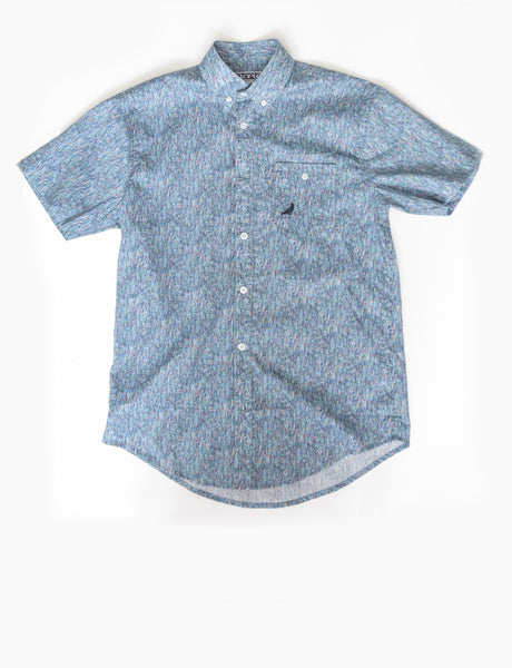 Staple x Liberty Woven Shirt - Woven - Staple Pigeon